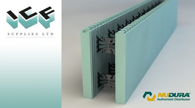 ICF Supplies – Distributing NUDURA products in the UK